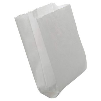 Бумажный Пакет 10*18,5 белые