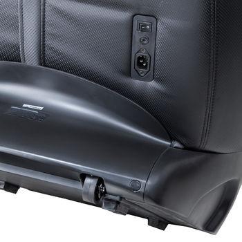 Кресло массажное inSPORTline Gambino Bluetooth 13913 orange (3744) (под заказ)