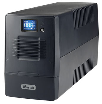 "купить UPS MUSTEK PowerMust 800 Line Interactive LCD (800VA/480W), IEC(4), AVR, USB, ""800-LCD-LI-T20"" в Кишинёве"