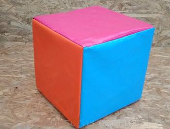 Кубики цветные (2598)