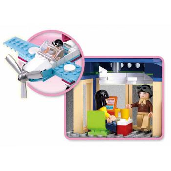 cumpără CONSTRUCTOR GIRL IS DREAM Fantasy Flying Club 284pcs în Chișinău