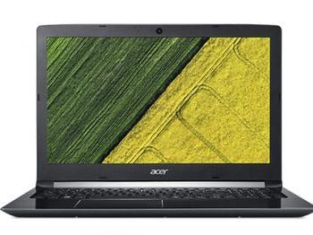 """ACER Aspire A517-51G Obsidian Black (NX.GSTEU.018) 17.3"""" FullHD (Intel® Core™ i5-7200U 2.50-3.10GHz (Kaby Lake), 4Gb DDR4 RAM, 1.0TB HDD, Intel® HD Graphics 520, w/o DVD, WiFi-AC/BT, 4cell, 720P HD Webcam, RUS, Linux, 3.0kg)"""