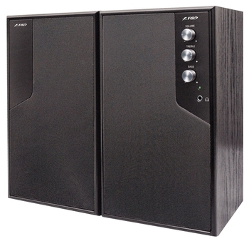 F&D R216-Bk, черный