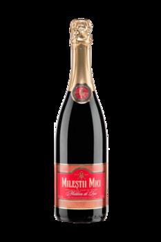 Игристое Вино Moldova de Lux Красное Cладкое