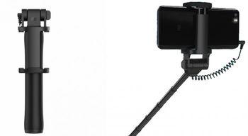купить Xiaomi Mi Selfie Stick Wired Black в Кишинёве