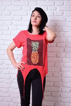 купить Женская футболка Simona ID 4063 в Кишинёве