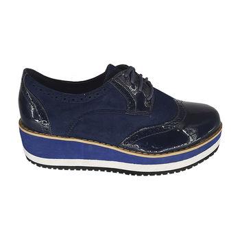 Pantofi Dame (36-40) albastru inchis /8