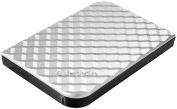 """купить Внешний жесткий диск Verbatim """"Store 'n' Go"""" 500Gb Silver в Кишинёве"""