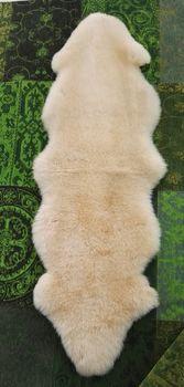 купить Шкура овечья №183, бежевая в Кишинёве
