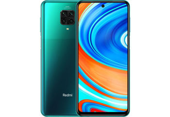cumpără Xiaomi Redmi Note 9 Pro 6/128Gb Duos, Tropical Green în Chișinău