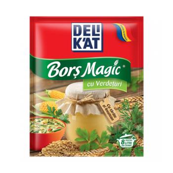 купить Delikat Bors Magic Зелень 65 гр в Кишинёве