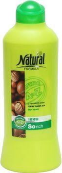 купить Natural Formula Шампунь для сухих волос (700 мл) 792488 в Кишинёве