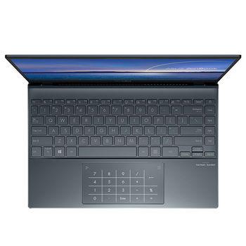 """купить Asus ZenBook 14"""" UX425JA(Intel i5-1035G1 8Gb 256Gb), Pine Grey в Кишинёве"""