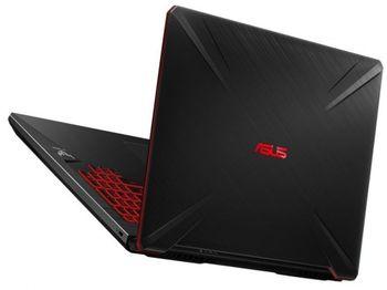 Ноутбук Asus FX705DT Black