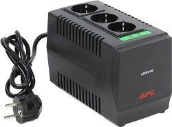 APC Line-R 1000VA  Automatic Voltage Regulator, 3 Schuko Outlets, 230V