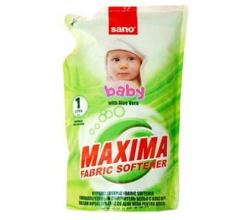 купить Ополаскиватель для белья Sano Maxima Baby 1 л в Кишинёве