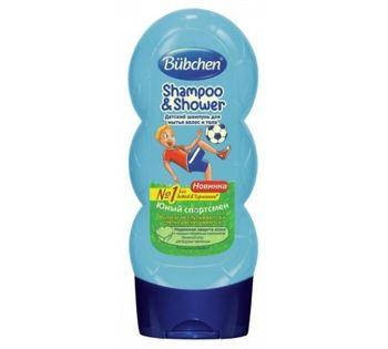 купить Bubchen шампунь для волос и тела Sport, 230мл в Кишинёве