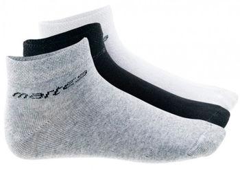 купить Носки ORINO WHITE/BLACK/GREY MELANGE в Кишинёве