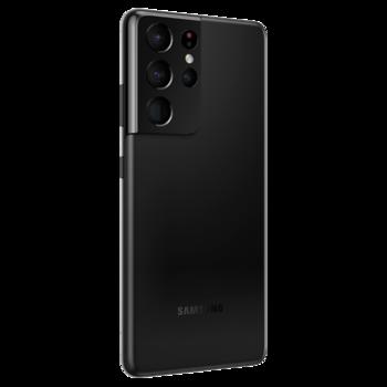 купить Samsung Galaxy S21 Ultra 12/128GB Duos (G998FD), Phantom Black в Кишинёве