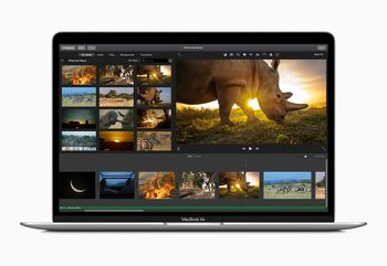 "NB Apple MacBook Air 13.3"" MWTK2UA/A Silver (Core i3 8Gb 256Gb)"