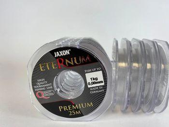 Леска Jaxon ETERNUM Premium 25м 0.08мм