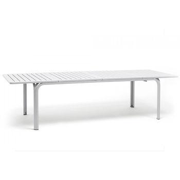 Стол раздвижной Nardi ALLORO 210 EXTENSIBLE BIANCO vern. bianco 42853.00.000 (Стол раздвижной для сада и террасы)