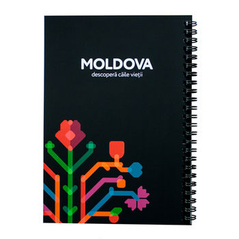 купить Блокнот А5 - Древо Жизни (100 листов) в Кишинёве