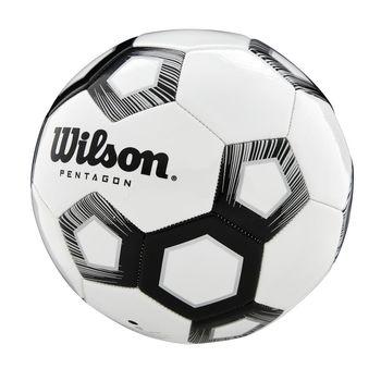 Мяч футбольный #4 PENTAGON  WTE8527XB04 Wilson (2554)