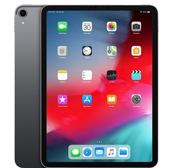 "Apple 11"" iPad Pro (Late 2018, 64GB, Wi-Fi + 4G LTE, Space Gray)"