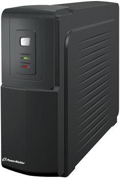 Aiptec PowerWalker VFD1000, Off-line UPS, 1000VA / 500W,AVR, Modem/Phone surge protection