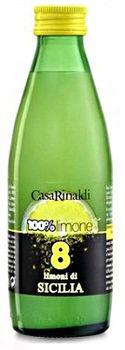купить 100% натуральный лимонный сок Casa Rinaldi 1 литр в Кишинёве