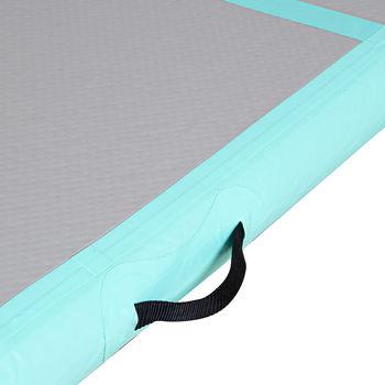 Мат гимнастический надувной 300x100x10 см inSPORTline Airstunt 21989