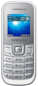 Samsung E1200, White