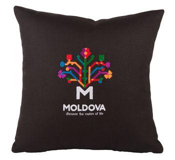 купить Наволочка Молдова (без подушки)  – 40x40 см в Кишинёве