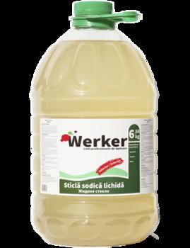 cumpără Sticla sodica lichida Werker 6,5 kg în Chișinău