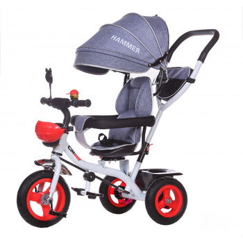 купить Babyland Tрехколесный велосипед VL- 227 в Кишинёве
