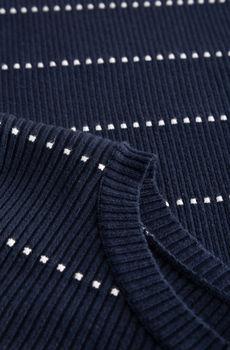 Трикотаж ORSAY Темно синий в полоску 507152 orsay