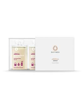 DutyBox Aroma Пенал — Спрей ароматизатор воздуха Древесно-цитрусовый/Орхидея