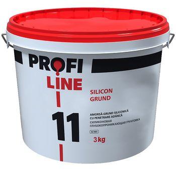 ProfiLine Силиконовая грунтовка Silicon Grund 3кг