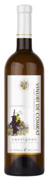"""купить Vinuri de Comrat Valea Vinului """"Sauvignon""""  sec alb,  0.75 L в Кишинёве"""