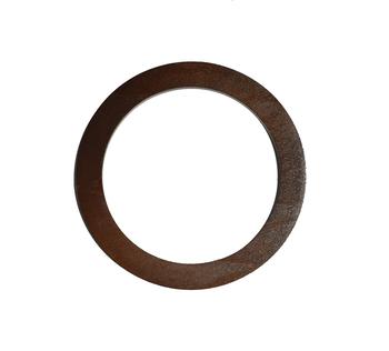 Mâner din lemn, cafeniu închis / 13 cm