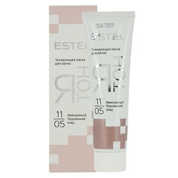 Mască nuanțătoare, ESTEL Ятон, 60 ml., 11/05 - Perlat