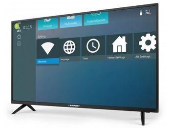 """40"""" TV Blaupunkt 40FE966, Black (SMART TV)"""