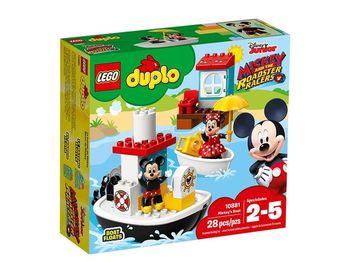 LEGO DUPLO Катер Микки, арт. 10881