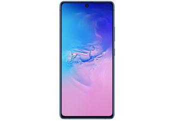 купить Samsung Galaxy S10 Lite Duos 6/128Gb (G770), Blue в Кишинёве