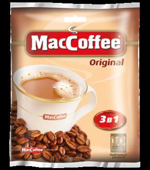 MacCoffee 3в1 Original (10пак в упаковке)