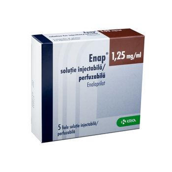 cumpără Enap 1.25mg/ml sol.inj. N5 în Chișinău