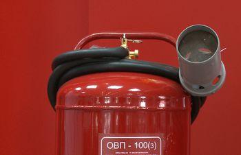купить Огнетушитель воздушно-пенный 100 (80л) в Кишинёве