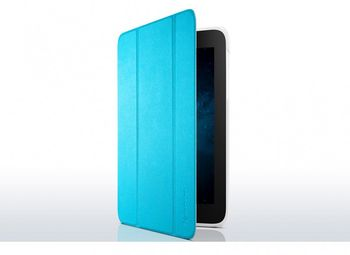 "7.0""   Lenovo TABII A7-30 Light Blue folio case and film"