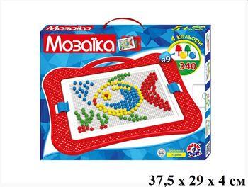 купить Технок-Интелком Мозаика для малышей №4 340 элементов в Кишинёве